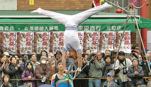 神戸南京町春節祭2011-3