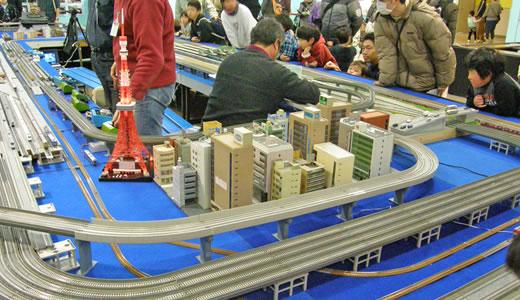 鉄道模型とあそぼう2011@神戸市立青少年科学館-1