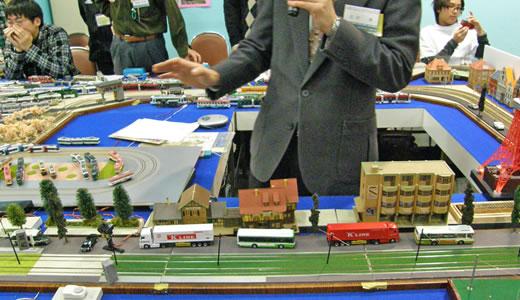 鉄道模型とあそぼう2011@神戸市立青少年科学館-2