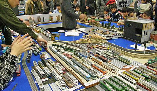 鉄道模型とあそぼう2011@神戸市立青少年科学館-3
