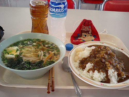2/8の昼ご飯♪
