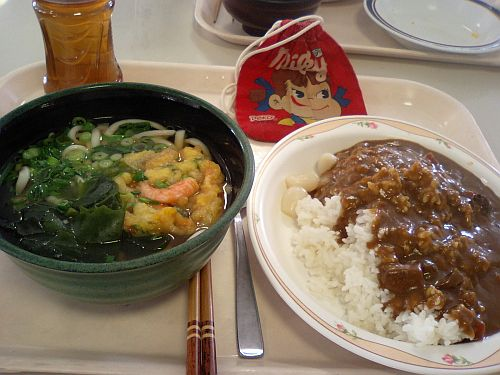 3/25の昼ご飯