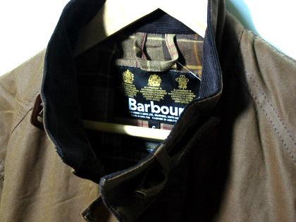 Barbour(バブアー/バーブアー)のInternational Trials Short Jacket。