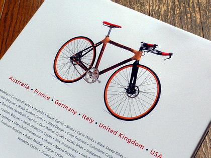 Custom Bicyclesの裏表紙