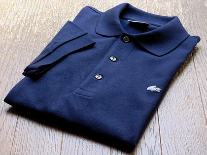 SILVER LACOSTE/シルバーラコステ S/S ポロシャツ