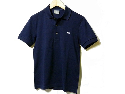 SILVER LACOSTE PH539C/シルバーラコステのポロシャツ。