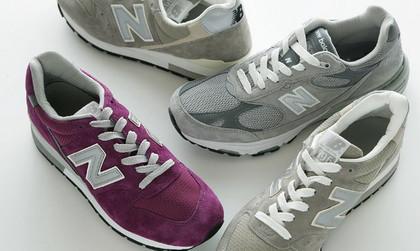 new balance/ニューバランスMR993&M996PU