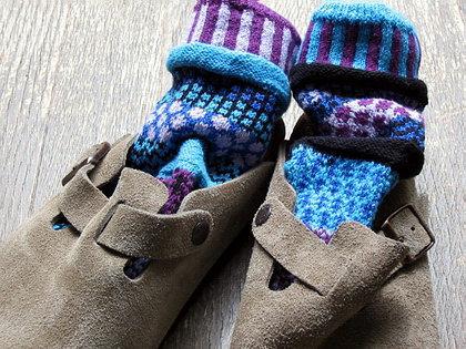solmate socks(ソルメイトソックス)/そろそろサンダルな気分。