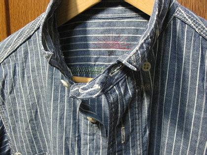 SUNNY SPORTS(サニースポーツ)のシャンブレーシャツ。