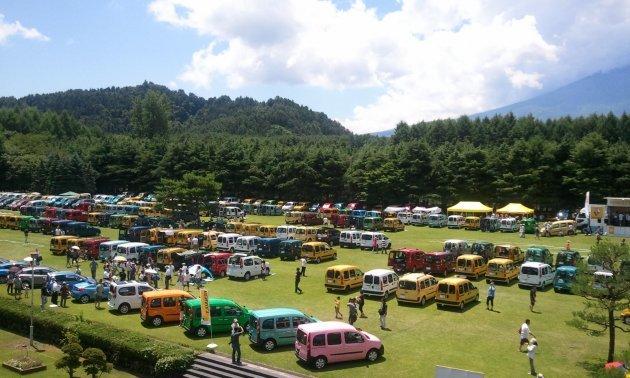 カングージャンボリー2011