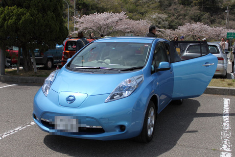 2011与島ヨーロッパ車ミーティング⑨
