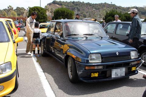 2011与島ヨーロッパ車ミーティング①