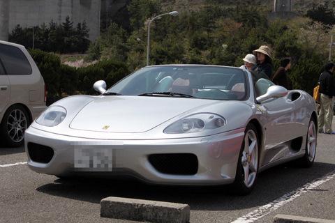 2011与島ヨーロッパ車ミーティング⑤