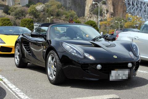 2011与島ヨーロッパ車ミーティング⑥