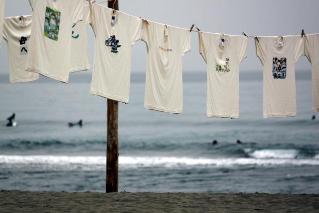 2011Tシャツアート展④