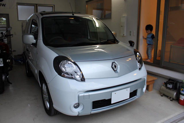 BE-BOP納車①