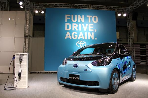 iQ電気自動車12.1.8