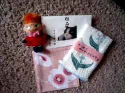 DORAさんからのプレゼント2