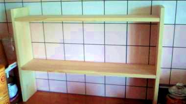 キッチン収納棚1