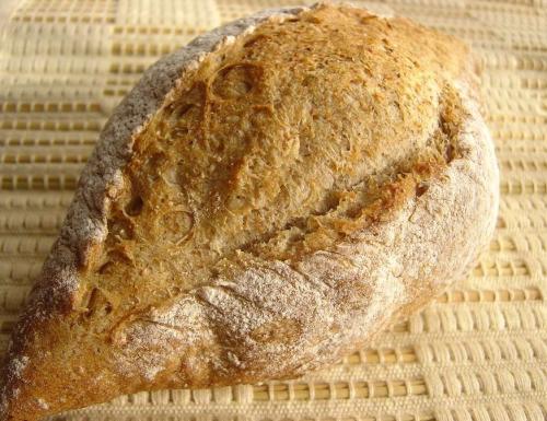 20100209ライ麦パン