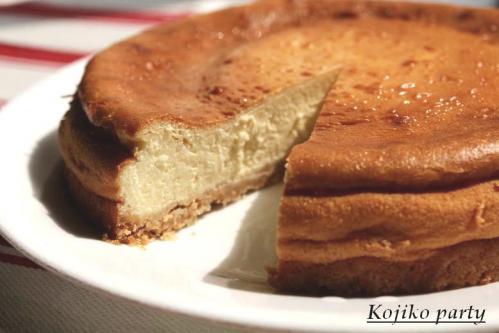 20100318チーズケーキ1