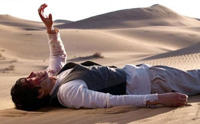 砂漠のジソプ