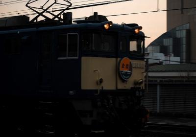 3012レ EF64-1031+14系 寝台特急北陸上野行