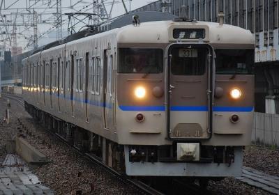 113系S36編成 普通新三田行