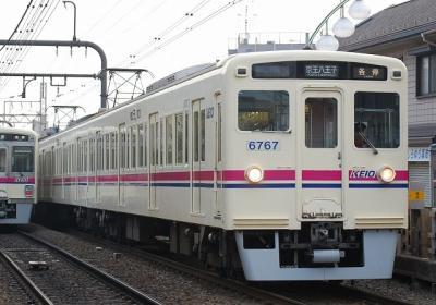 No.68 6017F 各停京王八王子行
