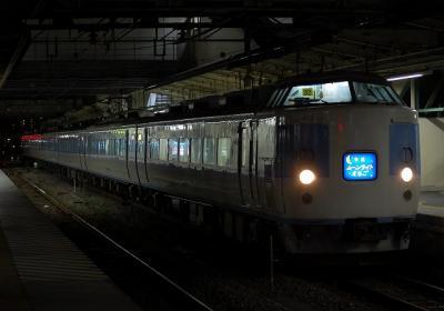 マリ32 ムーンライトえちご 新潟行