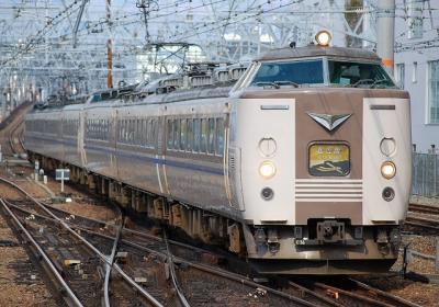 3014M 183系C36編成 北近畿4号新大阪行