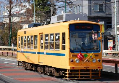 都電7022F 早稲田行