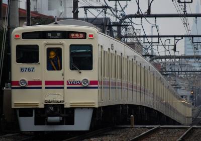No.68 6416F+6017F 準特急新宿行