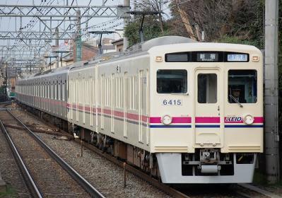 No.68 6415F 通勤快速新宿行