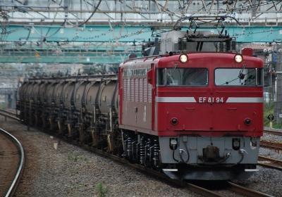 5388レ EF81 94+タキ12