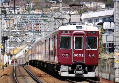 6002F 普通梅田行