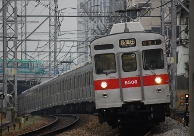 80T 8606F 各停中央林間行
