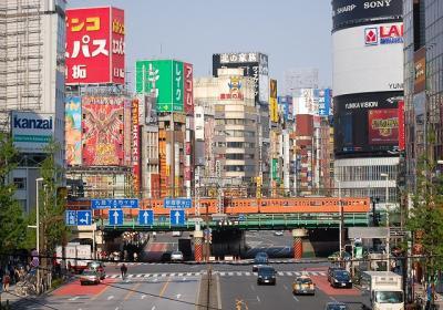 07T 中央特快東京行