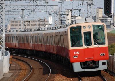 8241F 急行尼崎行