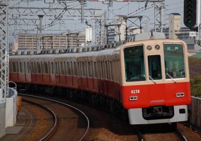 8237F 急行尼崎行