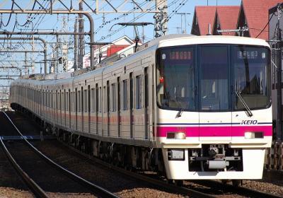 No.9 8014F 準特急高尾山口行