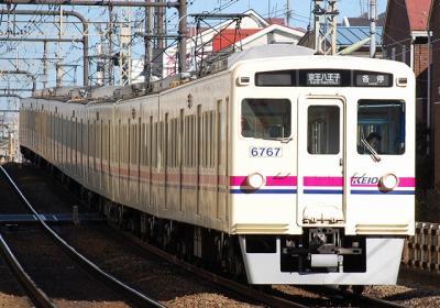 No.37 6017F 各停京王八王子行