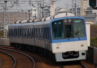 5517F 普通高速神戸行