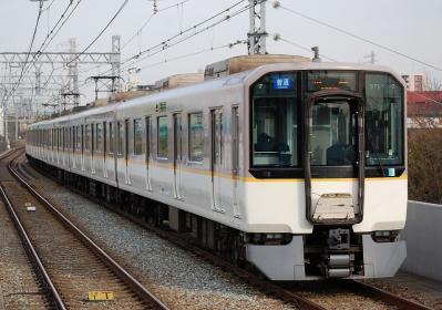 近鉄9823F(EH23) 普通尼崎行