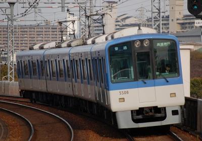 5507F 普通高速神戸行