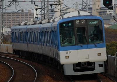 5503F 普通高速神戸行