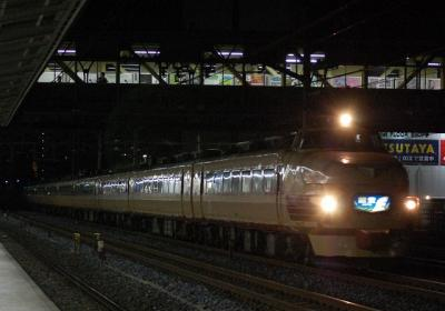 9611M 急行能登(最終)