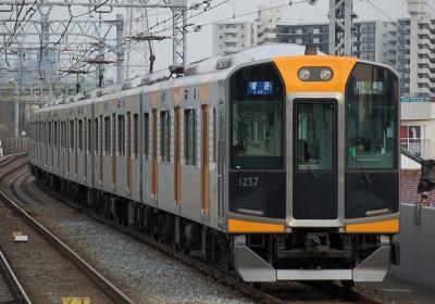 1207F 普通尼崎行