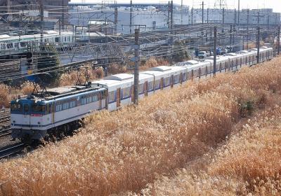 8860レ EF65-1058+京成3053F