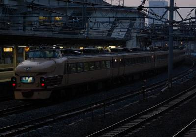9612M 急行能登(最終)